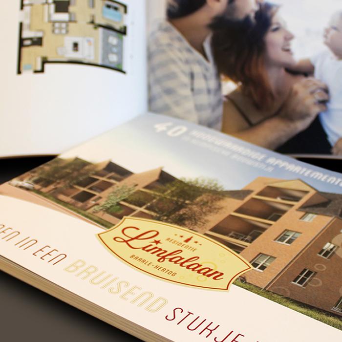 Brochure Residentie Limfalaan
