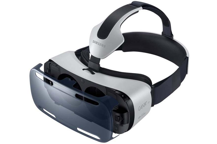 Samsung VR bril